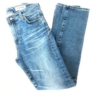 AG Jeans High Rise Straight